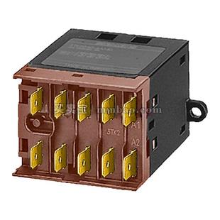 西门子 中间继电器;3TH20220AF0(AC110V)