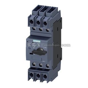 西门子 电动机保护断路器;3RV2011-1EA20