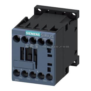 西门子 中间继电器;3RH6122-1KF40 DC110V 10A 直流宽电压线圈 集成浪涌抑制器 2NO/2NC