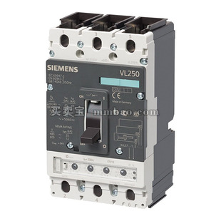 西门子 塑壳电动机保护;3VL3720-1SS36-0AA0