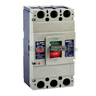 上海人民 塑壳电动机保护;RMM1-400H/33302 400A AC400V 板前