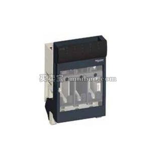 施耐德 Fupact ISFT 刀熔开关;ISFT160-3P固定式板前接线 M8端子接线