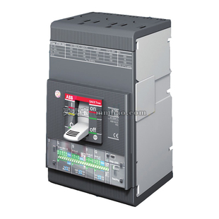 ABB 塑壳配电保护;XT2L160 MA20/120-280 PMP 3P