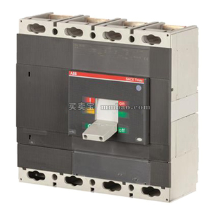 ABB 塑壳配电保护;T5N400 DC TMA400 FF 3P
