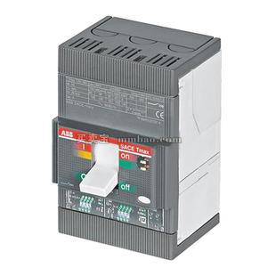 ABB 塑壳配电保护;T2S-160 PR221DS-LSI R63 PMP 3P