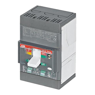 ABB 塑壳配电保护;T2H-160 TMD80/800 FFCL 4P(10055753+10151947)