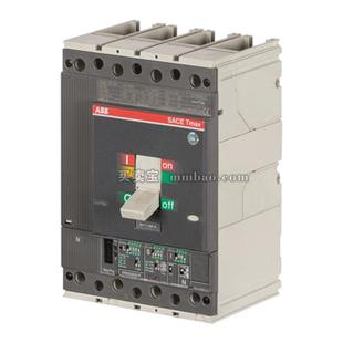 ABB 塑壳电动机保护;T4L-250 PR221DS-I R250 WMP 4P