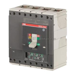 ABB 塑壳电动机保护;T5L-630 PR221DS-I R630 FF 3P