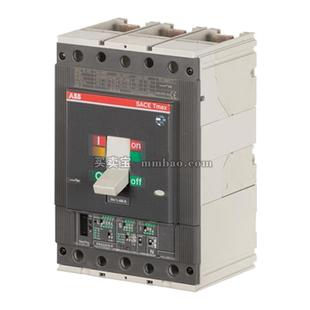 ABB 塑壳配电保护;T5S400 PR223DS R400 FF 3P