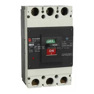 常熟开关 塑壳配电保护;CM3-400H/3330 350A AC400V
