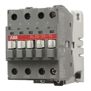 ABB 交流接触器;AL9-30-01 48VDC