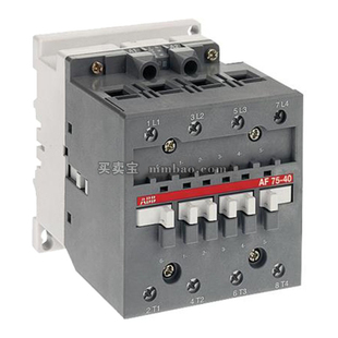 ABB 交流接触器;AF75-40-00*20-60VDC