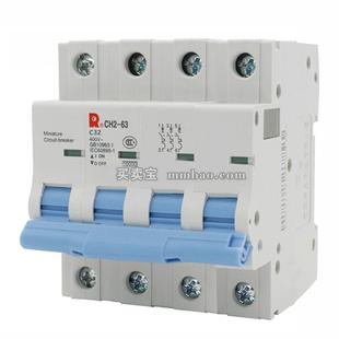 常熟开关 微型断路器;CH2-63B 16A/1P