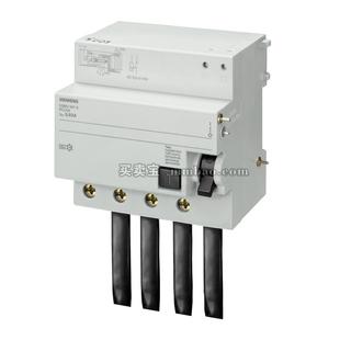 西门子 漏电模块附件;5SM23456(A 30MA 4P 0.3~63A)