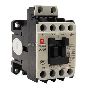 常熟开关 交流接触器;CK3-09/45 AC380V