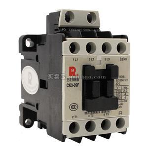 常熟开关 可逆接触器;CK3-18FRM/N501 18A AC220V