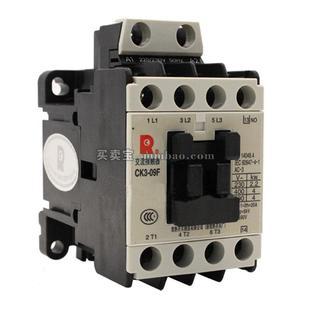 常熟开关 可逆接触器;CK3-25FRM/G/H01 25A DC110V