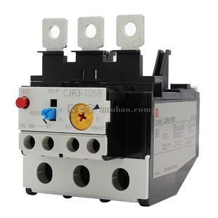 常熟开关 过载继电器;CJR3-105BM 65-95A