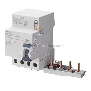 西门子 漏电模块附件;5SM9322-0KK(AC 30MA 2P 40A)