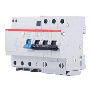 ABB 微断漏电保护;GSH201 AC-D32/0.03