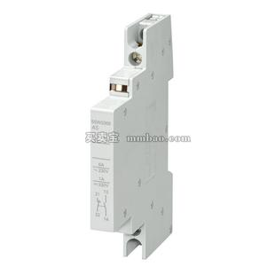西门子 微断漏电附件;5SW3300