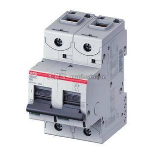 ABB 微型断路器;S802S-B10