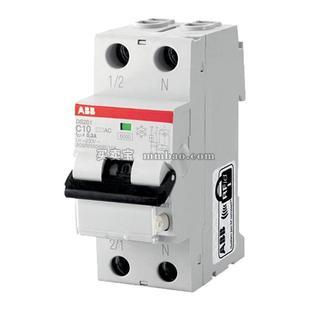 ABB 微断漏电保护;DS201M-C25/AC30