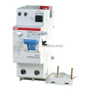 ABB 漏电模块附件;DDA204 A-25/0.03