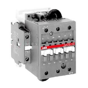 ABB 直流接触器;GA75-10-00*220-230V 50HZ/230-240V 60HZ