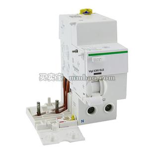 施耐德 Acti 9 漏电保护;VIGI IC65 ELE 2P 40A 30MA AC