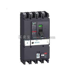 施耐德 塑壳漏电保护;VIGINSX630F MIC2.3 630A 4P4D (4P) 固定式前接线