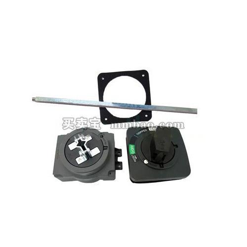 施耐德 塑壳断路器附件;EZD/NSE-100A端子罩盖(新)
