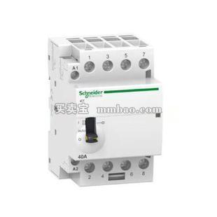 施耐德 iCT 交流接触器;ICT 2P 2NO 230~240V 16A