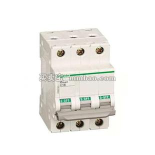 施耐德 Osmart微型断路器;OSMC65H-B10A/3P
