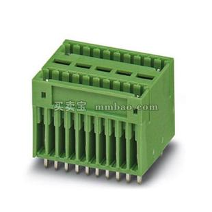 菲尼克斯 PCB端子;MC 0.5/4-G-2.5 THT(1963447)