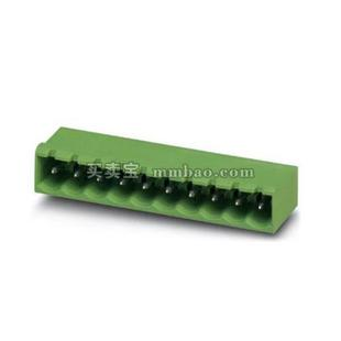 菲尼克斯 PCB端子;EMSTBA 2,5/15-G-5,08(1880436)