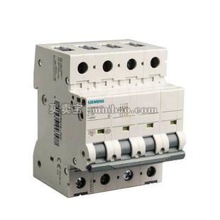 西门子 微型断路器;5SY4110-7CC (C10 1P)