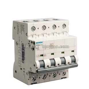 西门子 微型断路器;5SY5180-6CC( DC B80 1P)