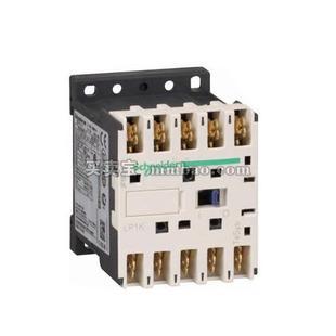 施耐德 TeSys K 直流线圈 交流接触器;LP1-K0901BD DC24V