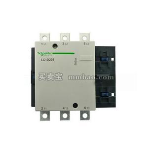 施耐德 国产TeSys D 交流线圈 交流接触器;LC1-D18M7C