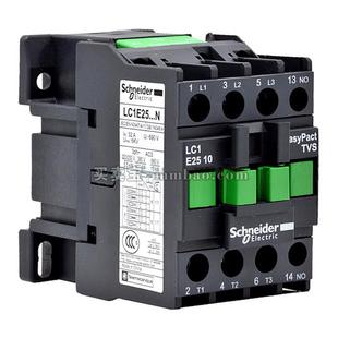 施耐德 EasyPact TVS(TeSys E ) 交流线圈 交流接触器;LC1-E0910M5N