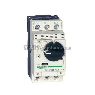 施耐德 电动机保护断路器(国产);GV2-ME32C 24-32A