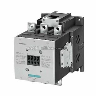 西门子 交流接触器;3RT5055-6AM36 AC/DC 200-220V 150A 2NO/2NC