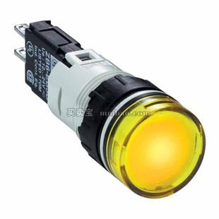 施耐德 按钮指示灯;XB6-DV1BB