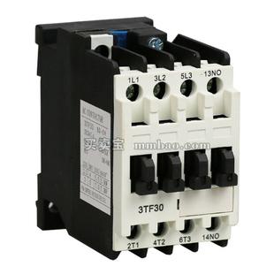 西门子 交流接触器;3TF3001-0XB0 24V 9A