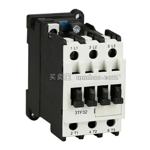 西门子 交流接触器;3TF3200-0XQ0 380V 16A
