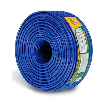 秋叶原 专业舞台音箱线2X1.5mm2 蓝色100米QF7155DT100